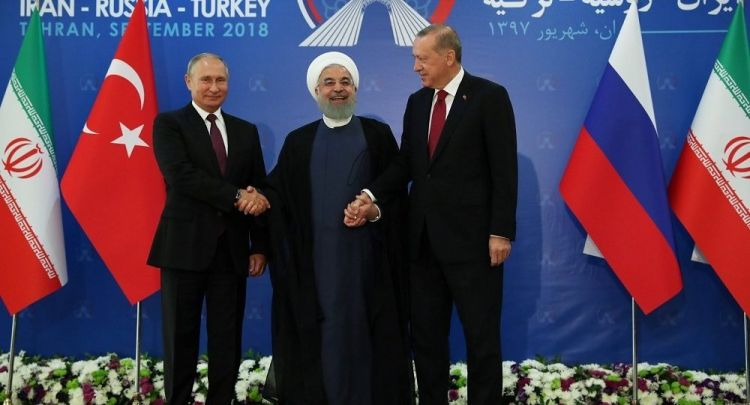'Putin, Erdoğan ve Ruhani, İran'ın ABD yaptırımlarını bypass etmesini sağlayacak mekanizmayı onayladı'
