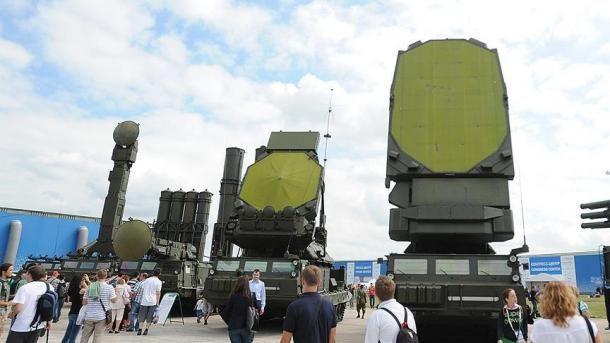 Как российские системы ПВО С-300 повлияют на баланс сил в Сирии
