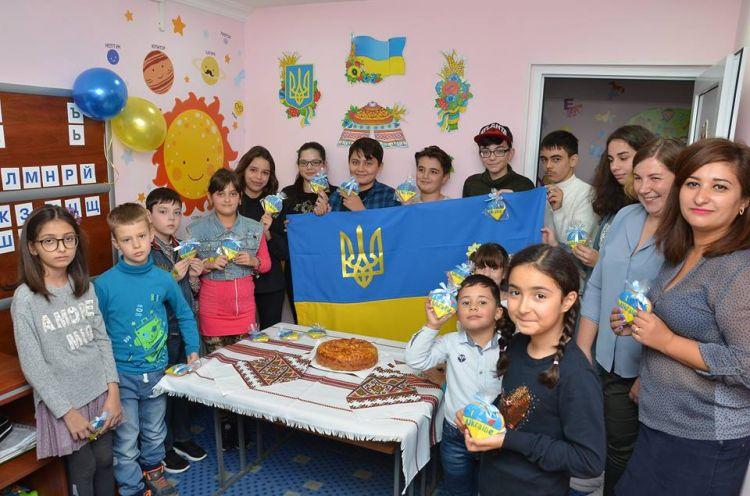 Украинский культурный центр открылся в Сумгаите - ФОТО