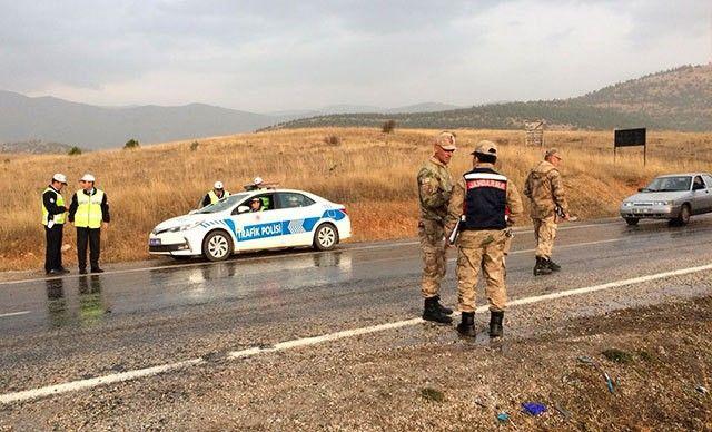 В Турции перевернулся автобус, 7 человек погибли, много раненых