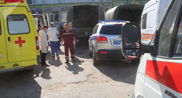 مقتل 19 شخصا وإصابة 40 جراء انفجار في كيرتش الروسية - الفيديو