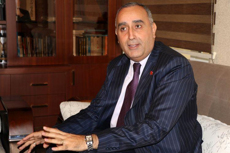 مقابلة مع سعادة السفير محمد عادل امبارش سفير المغرب في أذربيجان