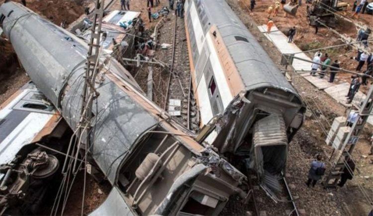 """تعزية إسبانيا في ضحايا """"قطار الموت"""" تسبق المغرب!"""