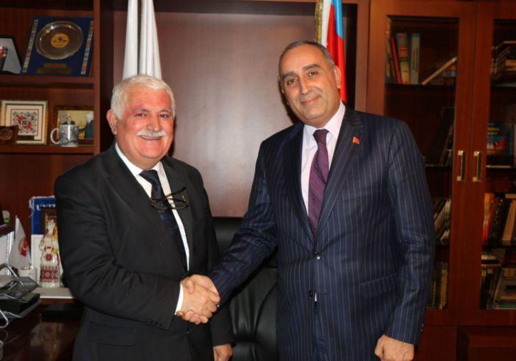 """""""Tüm devletler mülteci sorununu çözmek için birlikte çalışmalı"""" - Fas büyükelçisi - FOTO GALERİ"""