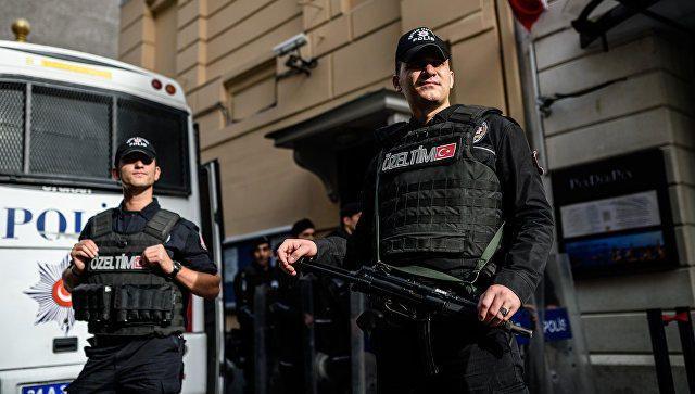В Турции задержаны семь членов ИГ