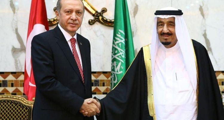 Erdoğan ile Suudi Kral, Kaşıkçı'yı görüştü
