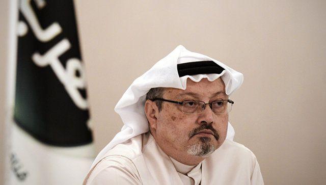 Саудовская Аравия заявила о смерти журналиста Хашукджи