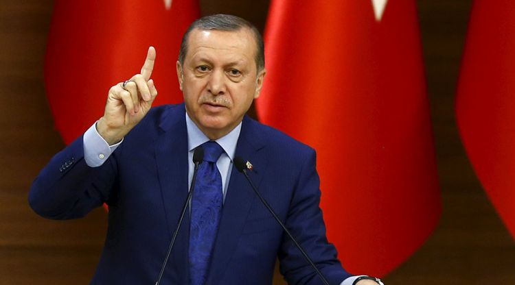 """Erdoğan, Diyarbakır'da konuştu - """"Kılıcınız keskin, kaleminiz güçlü olacak"""""""