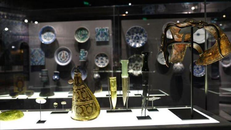 متحف اللوفر.. نصف معروضاته آثار إسلامية - تقريرg