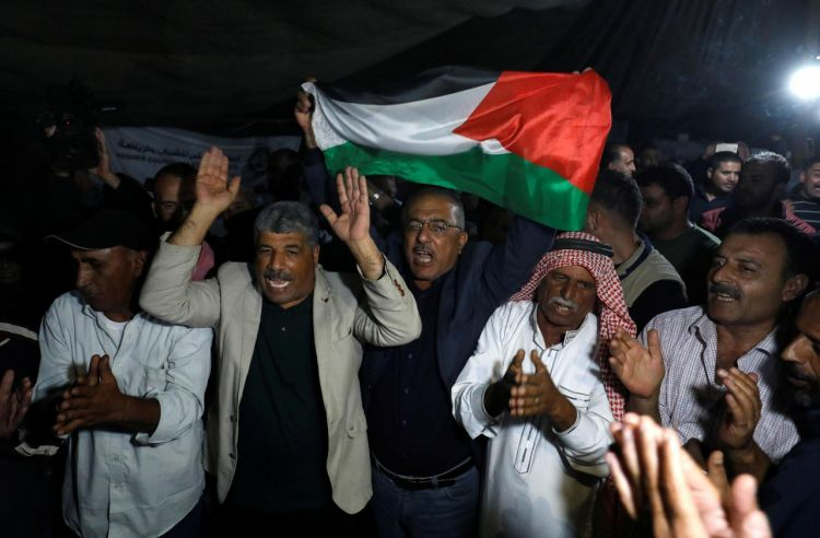 Israel delays eviction of West Bank Bedouin villageg