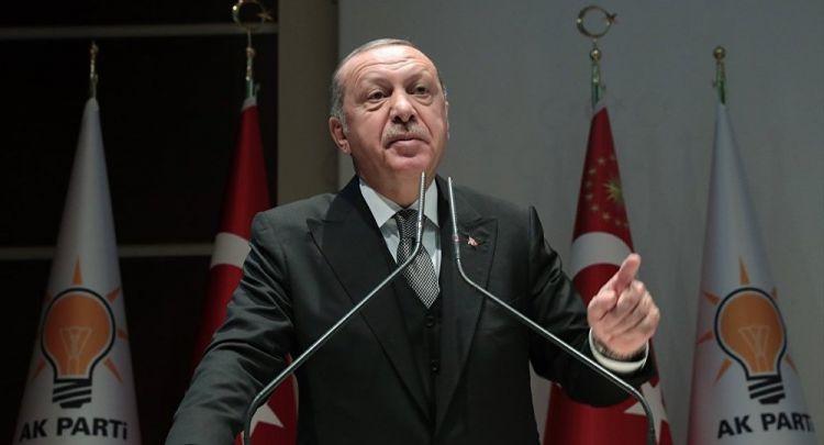 """Erdoğan'dan yerel seçim yorumu - """"Belki de ana muhalefetin sonu olacak"""""""