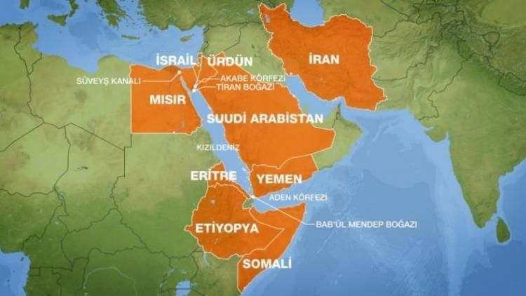 İsrail'in alenileşen Körfez politikası - Ceyhun Çiçekçi