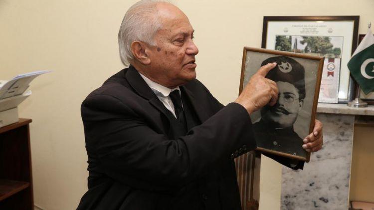 """""""Babam ömrünü Türkiye ve Pakistan'ın bağımsızlığı için harcadığını söyledi"""" - Vardag'ın oğlu Asaf"""