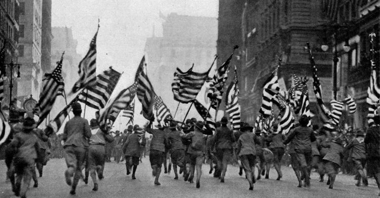 How World War I Shaped America