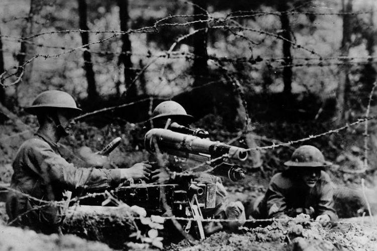 War is hell - Veterans Dayg