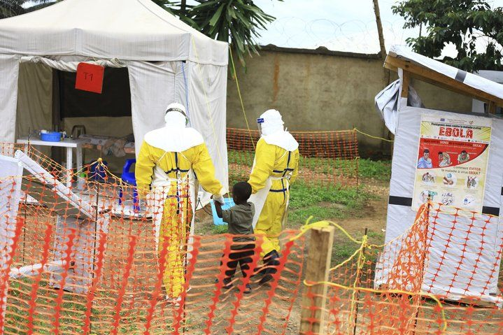 Congo Is In The Midst Of The Worst Ebola Outbreak In Its History, Officials Say