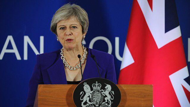 """Тереза Мэй заявила о готовности Британии к """"другим"""" отношениям с Россией"""