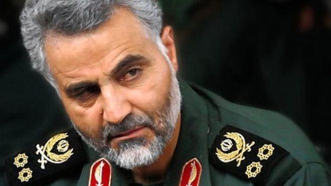 Top Saudis discussed assassinating Iran's General Soleimani in 2017