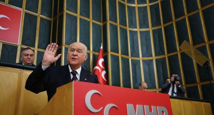 """Bahçeli'den Diyanet İşleri Başkanı Erbaş'a 'fesli provokatör' tepkisi - """"Ne istiyorsunuz cumhuriyetten?"""""""