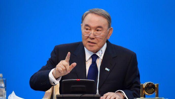 Назарбаев: на Ближний Восток может вернуться «призрак большой войны»