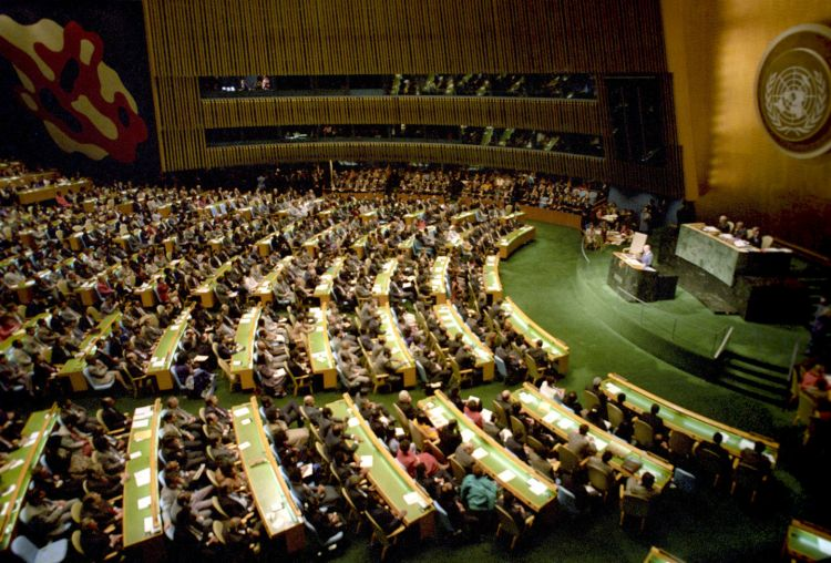 Комитет ГА ООН одобрил проект резолюции РФ