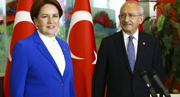 """""""CHP ile İYİ Parti, 14 büyükşehirde iş birliği yapabilir"""""""