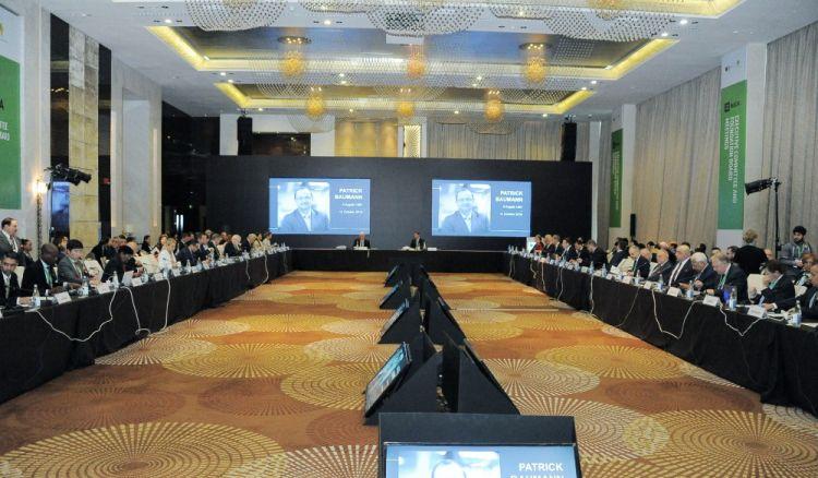 В Баку проходит заседание Совета учредителей и Исполнительного комитета Всемирного антидопингового агентства