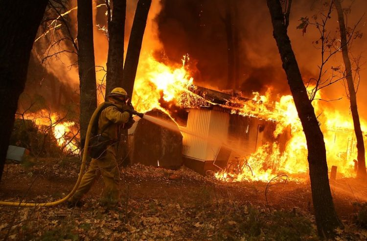Troops search for 631 missing in California wildfire, death toll climbs to 63 - Renewed
