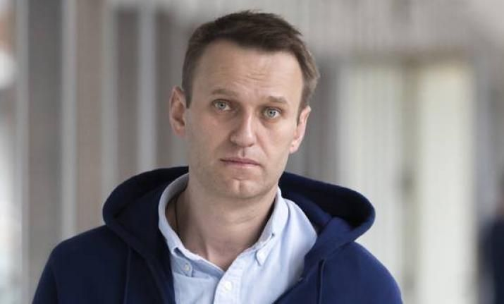 European court says Kremlin critic Navalny was a political prisoner