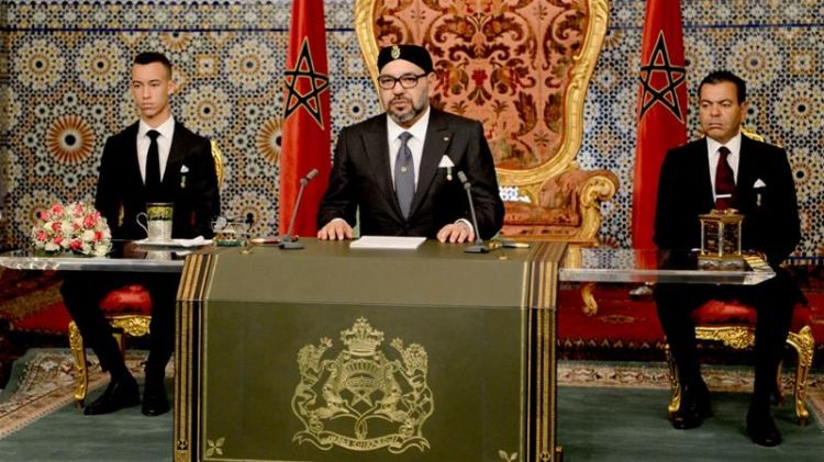 The King of Morocco makes yet another bold move towards improving relations with neighboring Algeria