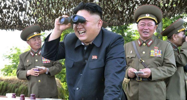 بحضور كيم... كوريا الشمالية تفاجئ العالم بسلاح جديد