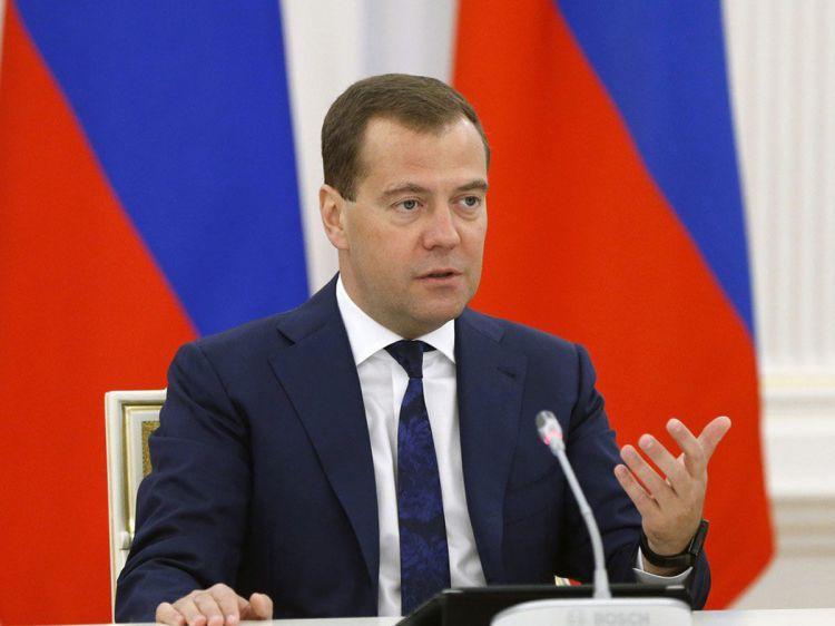 Медведев высказался за обновление ВТО