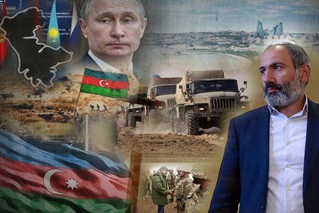 """""""Rus NATO-su"""" Ermənistanı qorumayacaq - Bakıya Qarabağ anonsu"""