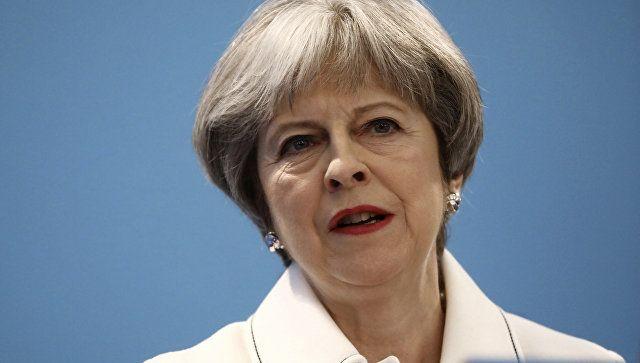 Мэй: Альтернатив моему плану выхода из ЕС не существует