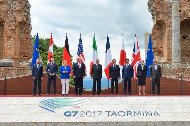 Во Франции рассказали об условии участия РФ в саммите G7