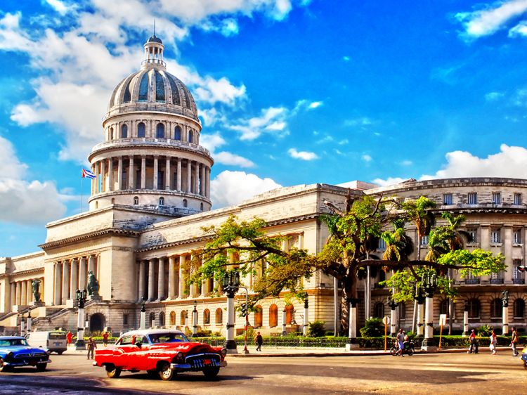 Гавана отметила 499-ю годовщину со дня основания