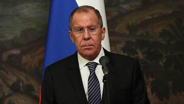 """Лавров объяснил, почему Россию пытаются обвинить """"во всех смертных грехах"""""""