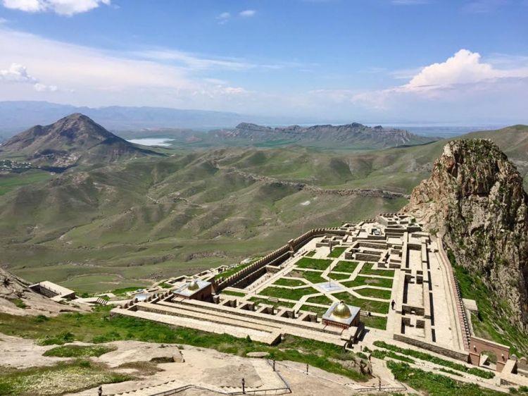 Нахчыван: культурный храм и древняя земля Азербайджана - Питер Тейс, американский эксперт по глобальной политике