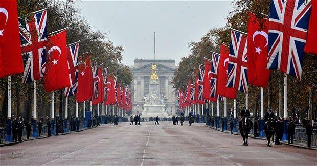 Turkey, UK on same page against terrorism, British envoy