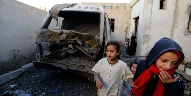 Birleşik Arap Emirlikleri'nin Yemen kaosundaki rolü - Riad Domazeti