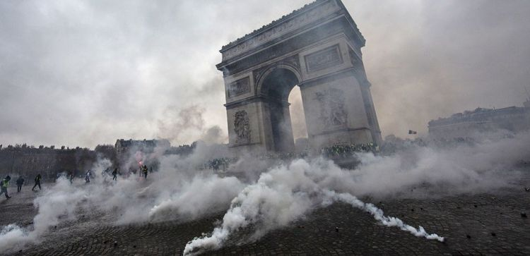 Paris riots: Worst in 50 years - Interview by Christian Zarm