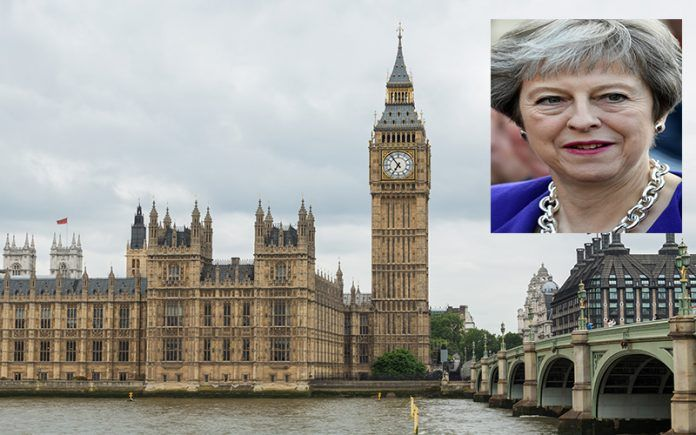 CRUNCH VOTE LOOMS - Theresa May running out of time to convince Parliament to vote for her Brexit deal