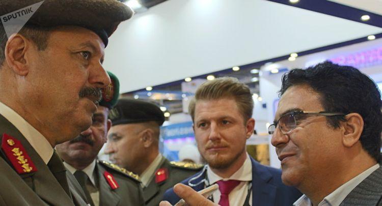 """رئيس هيئة تسليح الجيش المصري لـ""""سبوتنيك"""": نخطط لتصنيع ذخائر الـ""""كا 52"""" والأباتشي والتصدير هدفنا المقبل - حوار صحفي"""