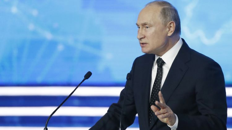 Путин рассказал о «мощной трансформации» ситуации в мире