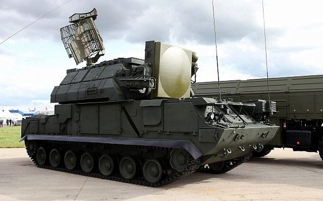 Why NATO (Or Anyone) Should Fear Russia's TOR Air Defense System