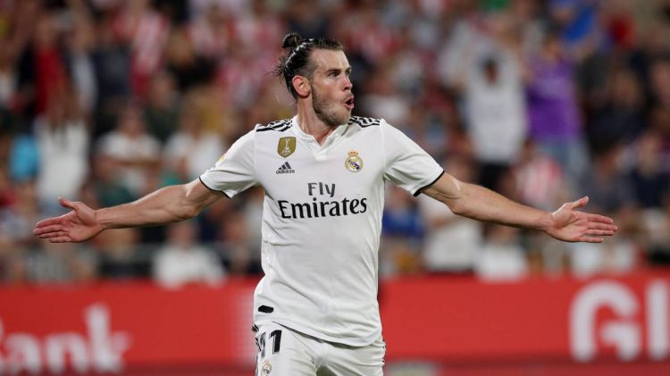 LaLiga - Gareth Bale ends 802-minute goal drought to inspire Real Madrid to victory over bottom-placed Huesca