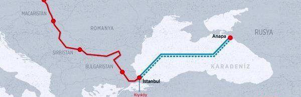 Yunanistan'ın Eastmed blöfü ve Türk Akımı - Gökhan Güler