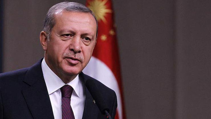 """""""Bundan sonra kimse Türkiye'ye demokrasi dersi veremez"""" - Erdoğan"""