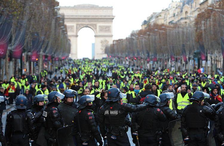 Sarı Yelekliler hareketi Avrupa'nın krizi - Doç. Dr. Nurullah Gür