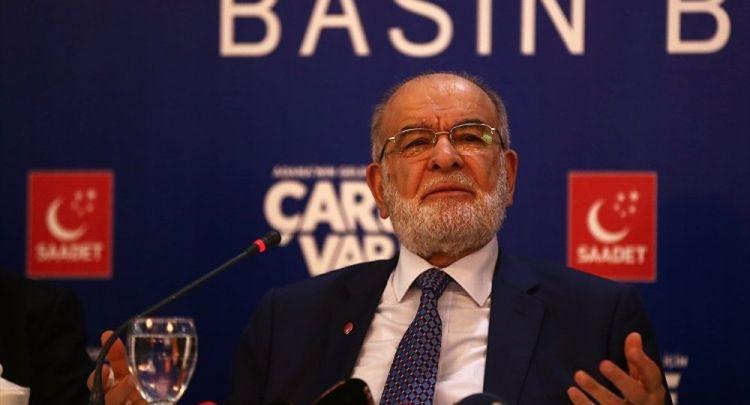 Karamollaoğlu'ndan Erdoğan'a Ali Koç göndermesi